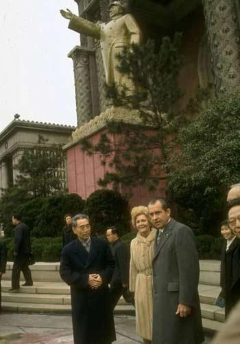 Отношения между Китаем и США с 1970-х годов